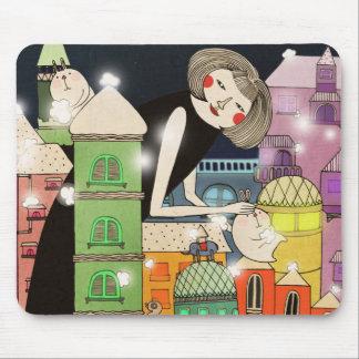 Mouldy city 2013 mouse pad