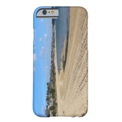 Moulin Blanc beach in Brest Barely There iPhone 6 Case