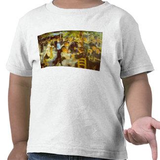Moulin Galette by Pierre Renoir Shirts