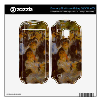 Moulin Galette by Pierre Renoir Samsung Continuum Decal