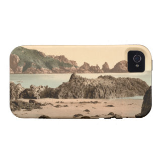 Moulin Huet Bay I Guernsey Channel Islands iPhone 4 Cover