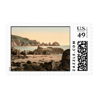 Moulin Huet Bay I, Guernsey, Channel Islands Stamps