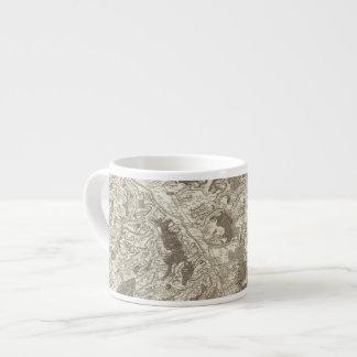 Moulins Espresso Mugs