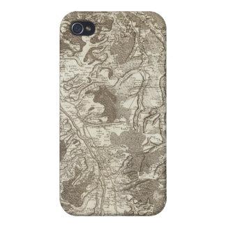 Moulins iPhone 4 Carcasa