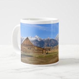 Moulton Barn and Grand Tetons Mug