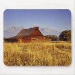 Moulton Barn on Mormon's Row Mouse Pad