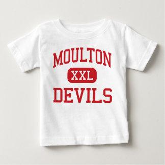 Moulton - diablos - escuela secundaria - Moulton Tee Shirts