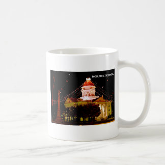 MOULTRIE, GEORGIA TAZA DE CAFÉ