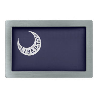 Moultrie Liberty Flag Belt Buckles
