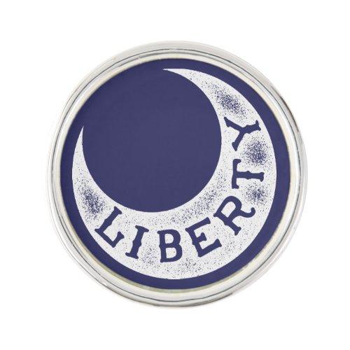 Moultrie Liberty Flag Lapel Pin