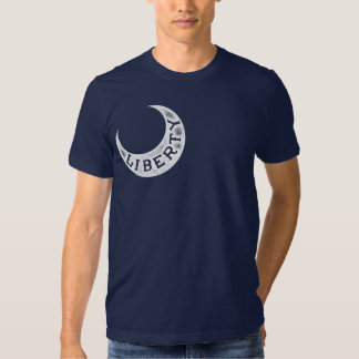 Moultrie Liberty Flag T-shirt