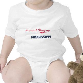 Mound Bayou Mississippi City Classic Bodysuit