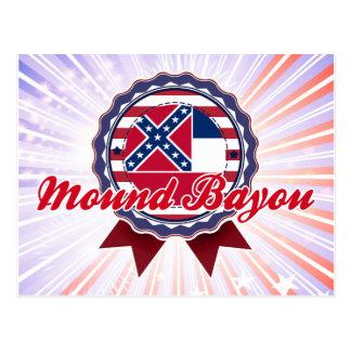 Mound Bayou, MS Postcard