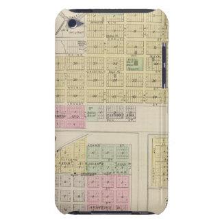 Mound City, Blue Mound, and Arrington, Kansas iPod Touch Cover