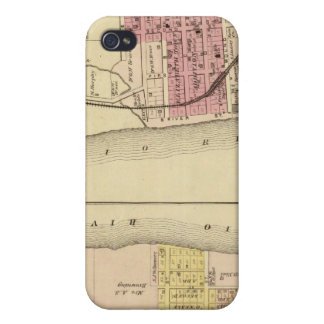 Moundsville,West Virginia iPhone 4 Cover