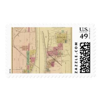 Moundsville,West Virginia Postage Stamp