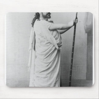 Mounet-Sully  as Oedipus in 'Oedipus Rex' Mousepads