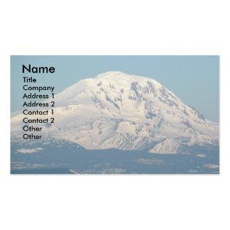Mount Adams Landscape Photo Business Card