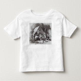 Mount Alexander gold-diggers at evening mess T-shirt