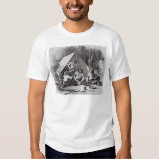 Mount Alexander gold-diggers at evening mess Tee Shirt