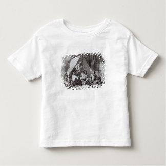 Mount Alexander gold-diggers at evening mess Toddler T-shirt