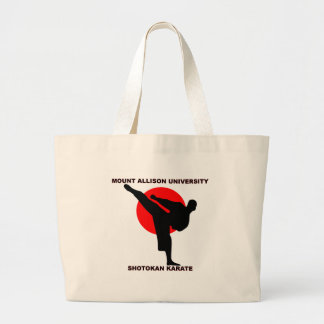 Mount Allison Shotokan Karate Tote Bag
