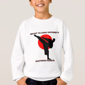 Mount Allison University Shotokan Karate Sweatshirt