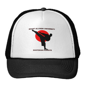 Mount Allison University Shotokan Karate Trucker Hat