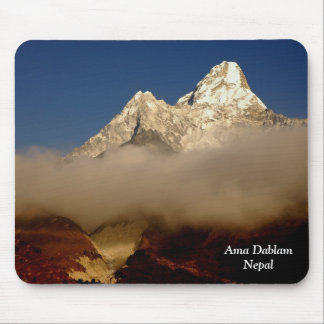Mount Ama Dablam Mouse Pad