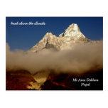 Mount Ama Dablam Postcard