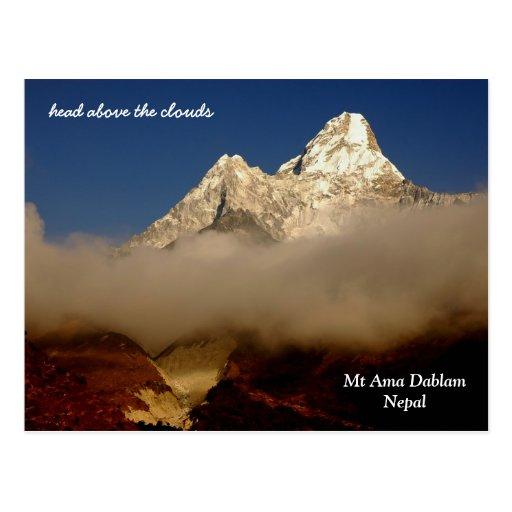 Mount Ama Dablam Postcards