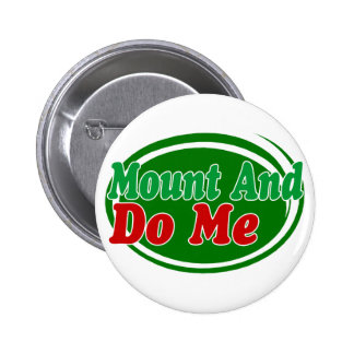Mount And Do 2 Inch Round Button
