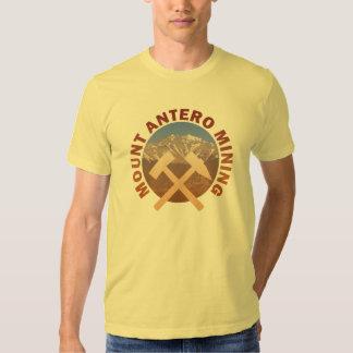 Mount Antero Mining Shirt