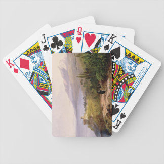 Mount Athos and the Monastery of Stavroniketes, 18 Bicycle Playing Cards