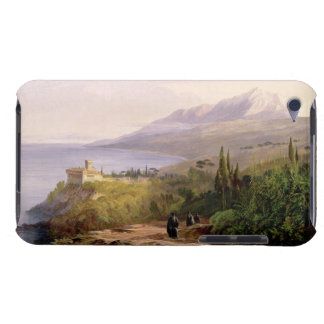 Mount Athos and the Monastery of Stavroniketes, 18 iPod Case-Mate Case