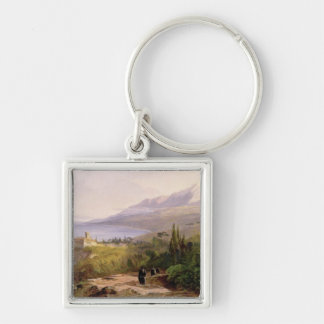 Mount Athos and the Monastery of Stavroniketes, 18 Keychain