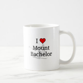 Mount Bachelor Coffee Mug