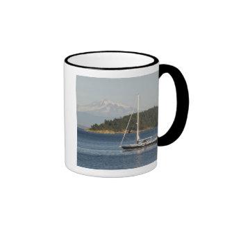 Mount Baker dominates landscape 2 Mug