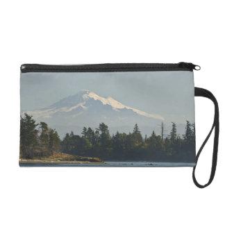Mount Baker dominates landscape Wristlet