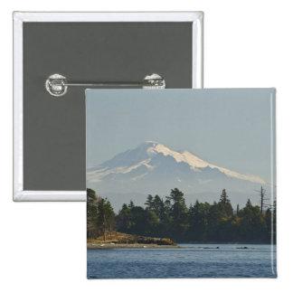 Mount Baker dominates landscape Pin