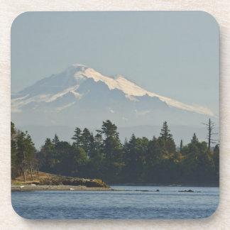 Mount Baker dominates landscape Coaster