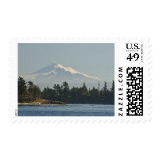 Mount Baker dominates landscape Postage