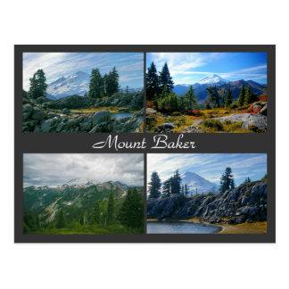 Mount Baker postcard