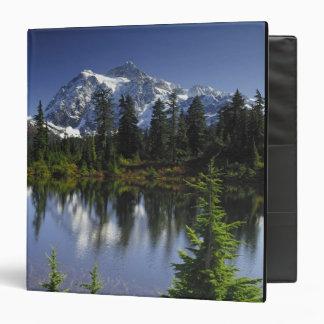 Mount Baker-Snoqualmie National Forest Binder