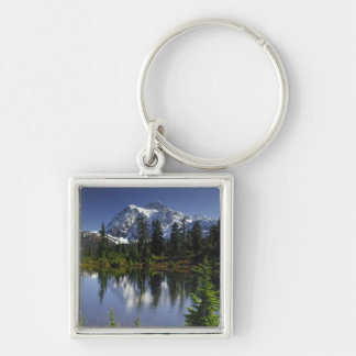 Mount Baker-Snoqualmie National Forest Keychain