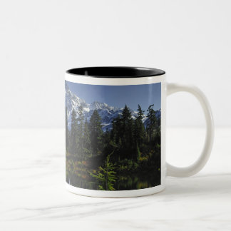 Mount Baker-Snoqualmie National Forest Coffee Mug