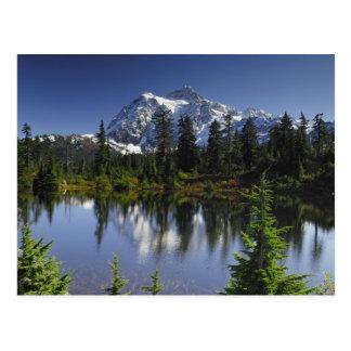 Mount Baker-Snoqualmie National Forest Postcard