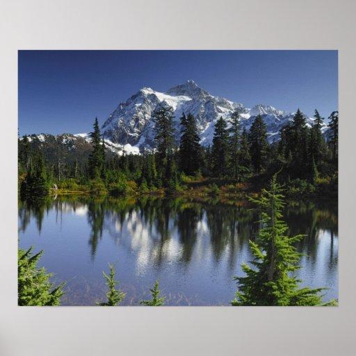 Mount Baker-Snoqualmie National Forest Print