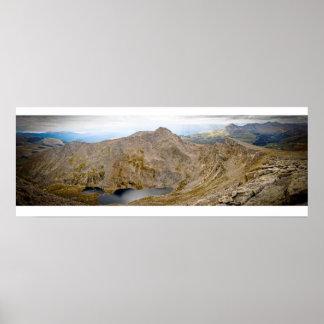 Mount Bierstadt, Colorado Poster