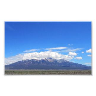 Mount Blanca, Colorado Photo Print